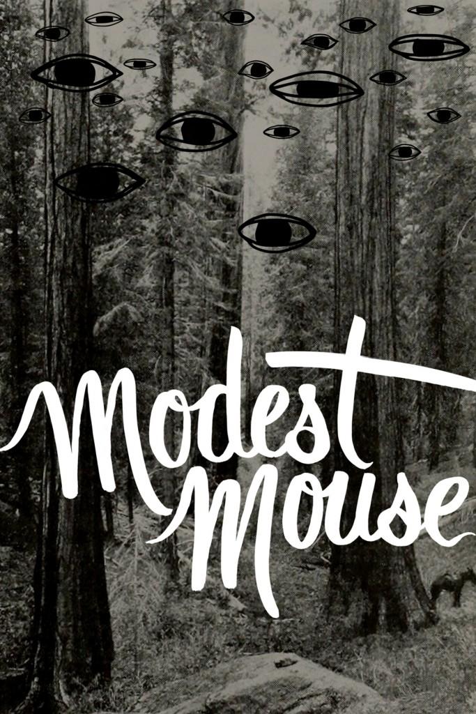 ModestMouse POS 24x36F